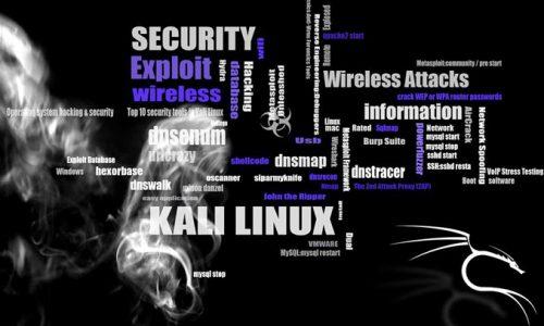 Sortie de Kali Linux, le successeur de Backtrack 6