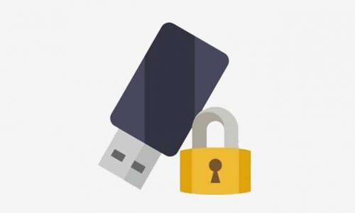 Sécuriser votre pc avec une clé USB