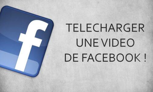 Télécharger gratuitement les vidéos de Facebook