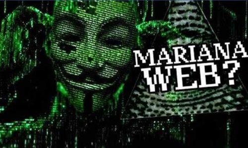 Marianas web, le coin le plus sombre d'Internet