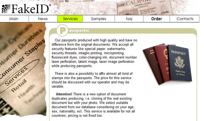 fakeid-passport-darknet