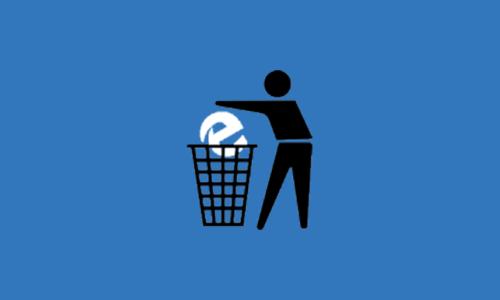 Supprimer Microsoft Edge sur Windows 10