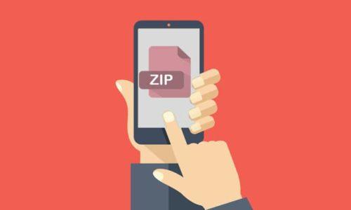 Réparer une archive avec ZipRepar