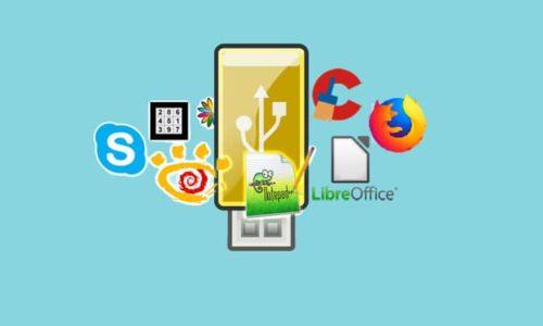 5 logiciels portables pour clé USB indispensables pour Windows