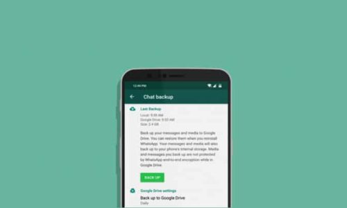 Vider le cache WhatsApp sur iPhone