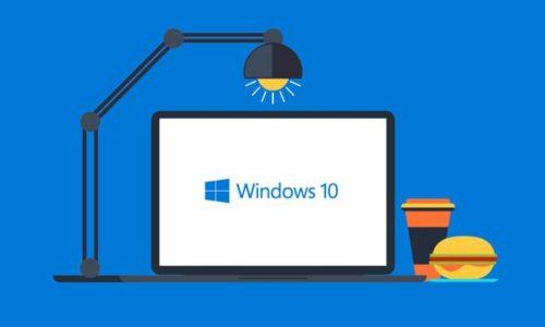 Libérer espace disque dur Windows 10