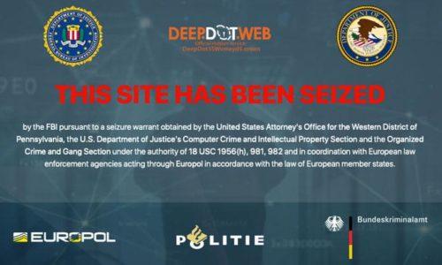 Deep Dot Web, un annuaire du dark Web est saisi par le FBI