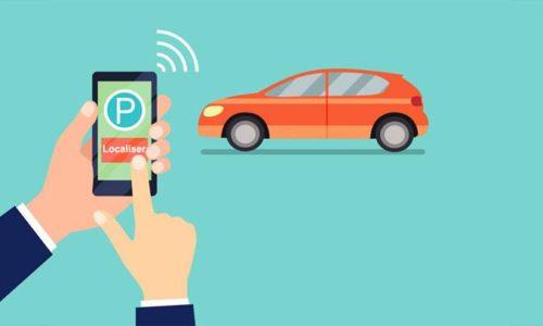 Retrouver l'emplacement de votre place de parking avec Google Maps