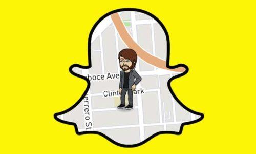 Savoir qui regarde ma localisation Snapchat ?