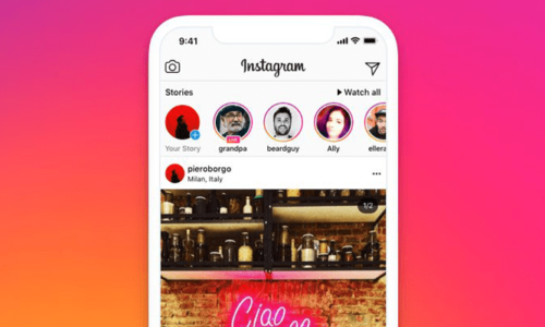 Regarder story Instagram sans être vu sur iPhone et Android