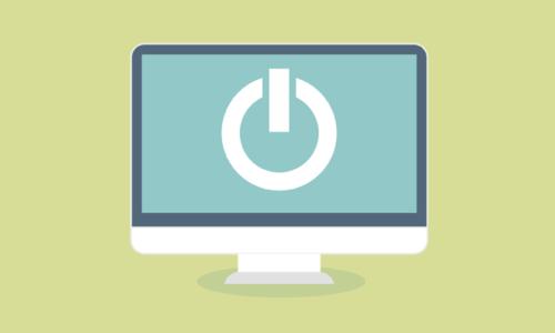 Une icône pour éteindre son PC rapidement