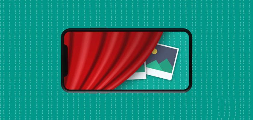 cacher-photo-iphone-application-gratuite