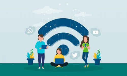 Logiciel pour mesurer la puissance du signal Wifi