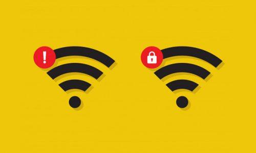 Corriger le problème d'authentification WiFi Android