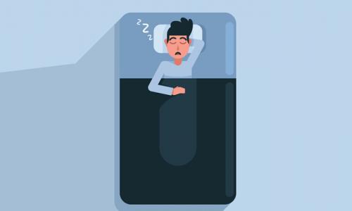 3 raisons pour lesquelles vous devriez arrêter de dormir à côté de votre téléphone