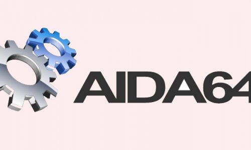 AIDA64: pour tout savoir sur votre ordinateur
